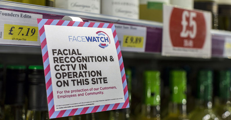 Reduce crime with Facewatch's facial recognition security system