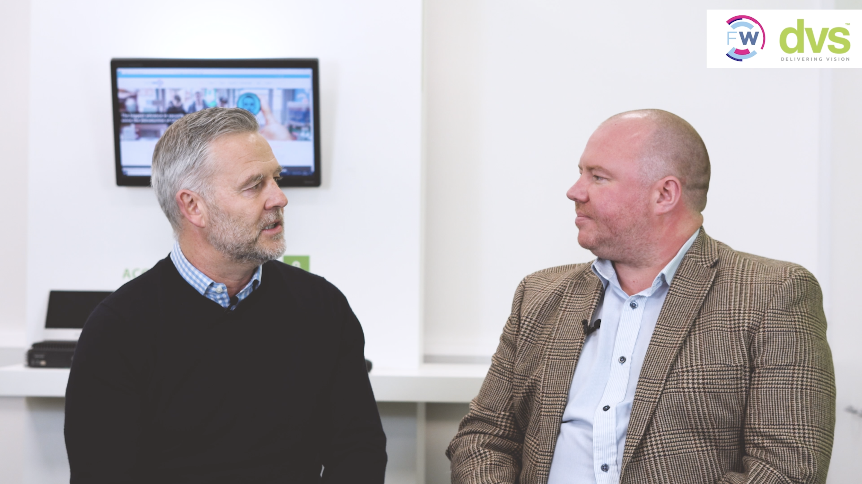 Face2Face with Nick Fisher and Gavin Dunleavy