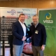Dean Kernot, Vista, Sales & Marketing Manager and Nick Fisher, CEO, Facewatch announce the new partnership